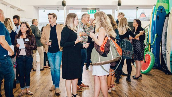 Cornwall Crowdfunder Networking