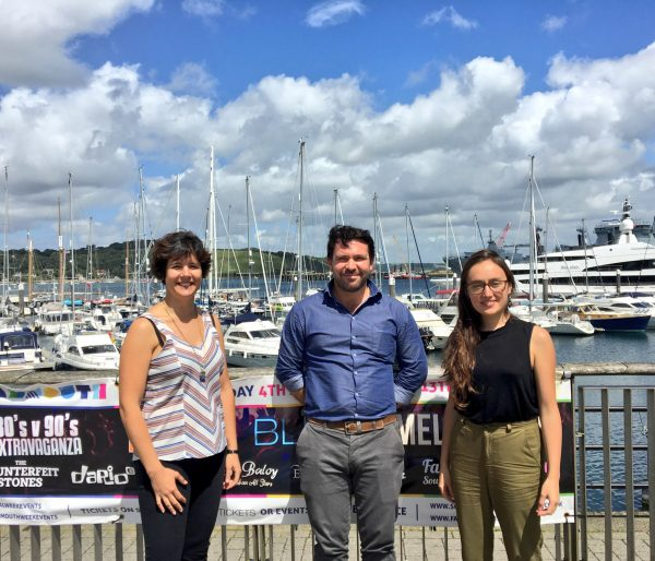 Chile Sees What Cornwall Marine Sector Can Offer