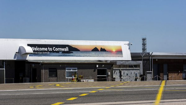 Strong investor interest in Spaceport Cornwall