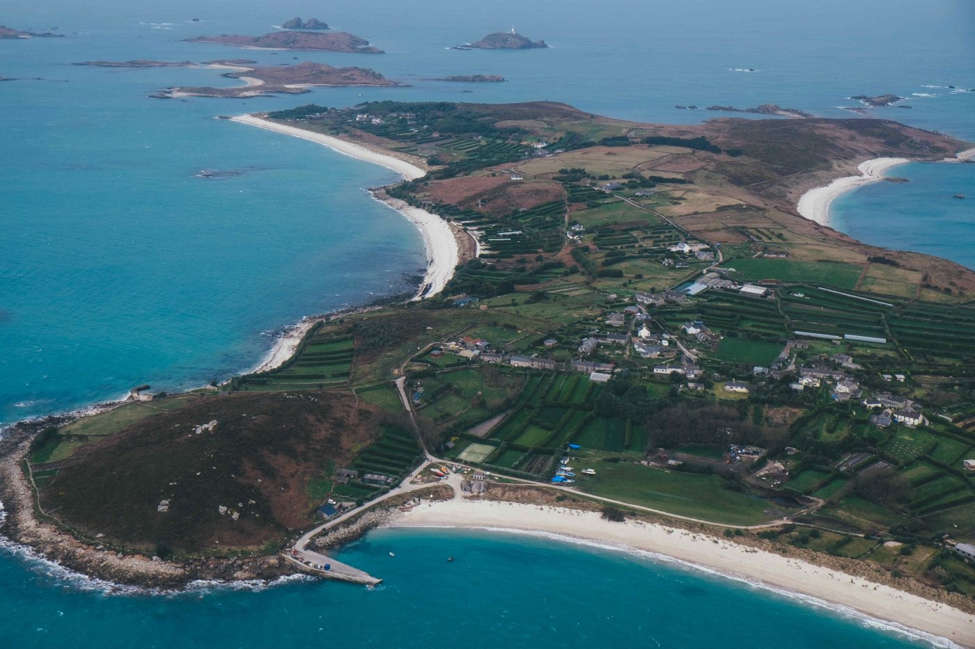 Smart Island Project on The Isles of Scilly