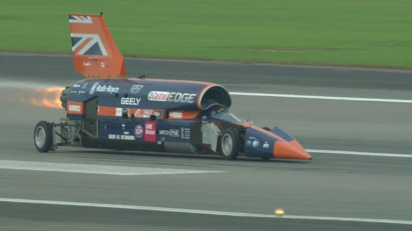 Bloodhound Roars into Cornwall