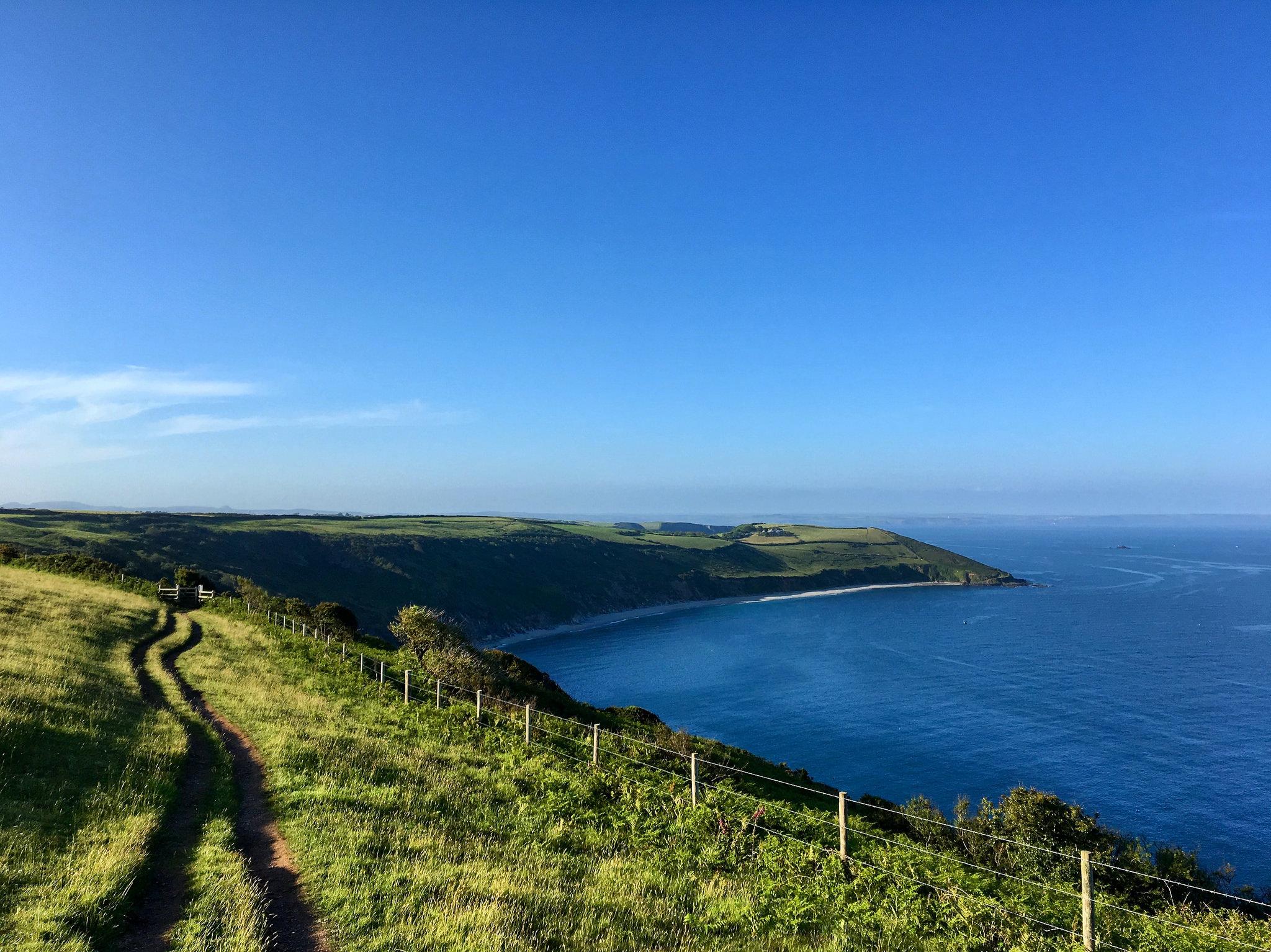 coast path scenic