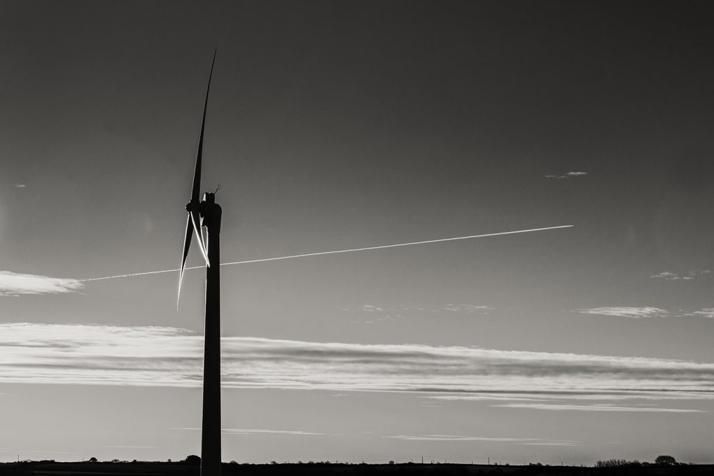 Wind Turbine Cornwall