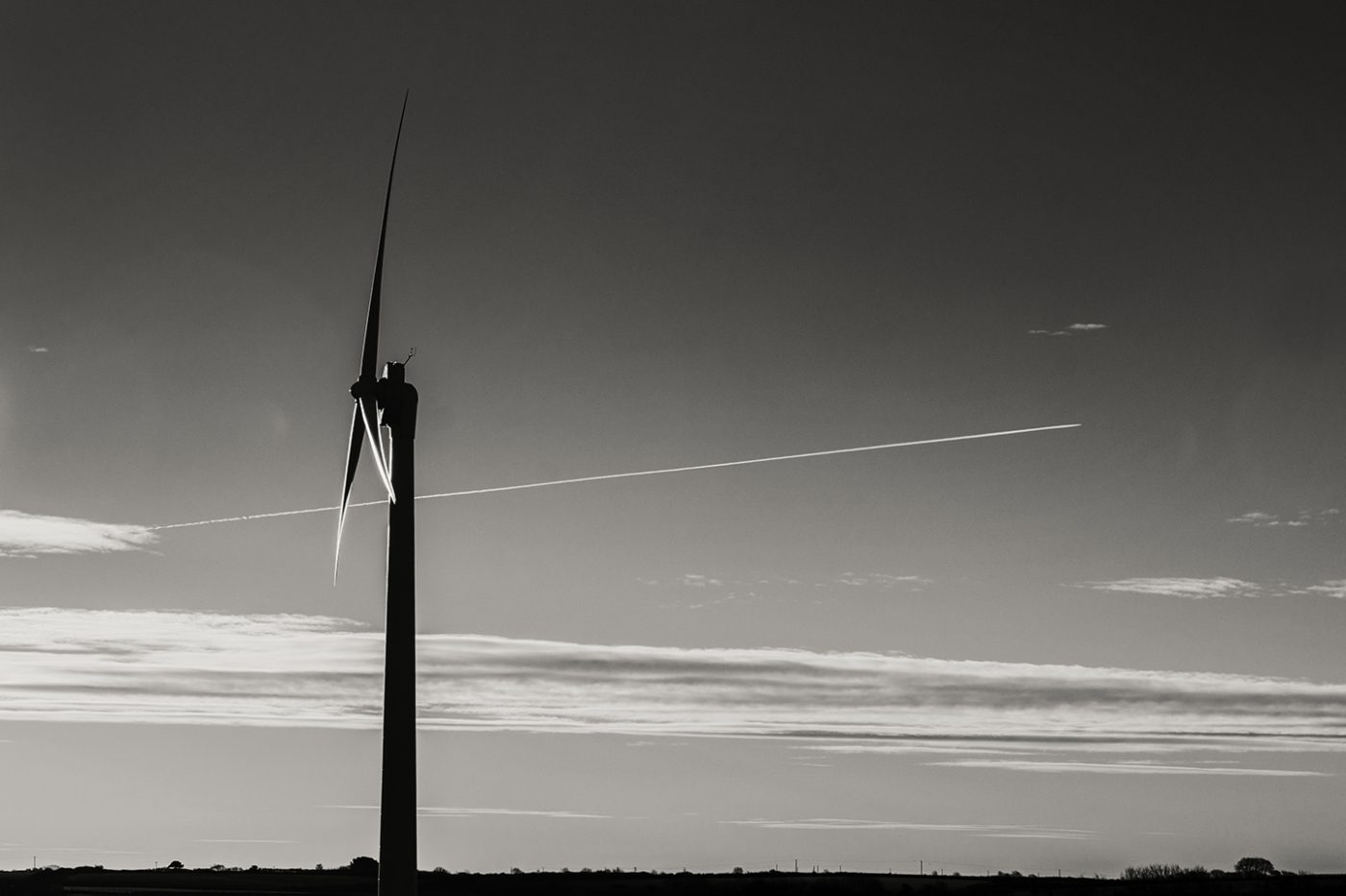 Wind Turbine Cornwall