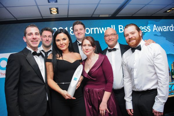 Cornwall Business Award Winners