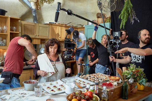 Dawn French as Gina Crew