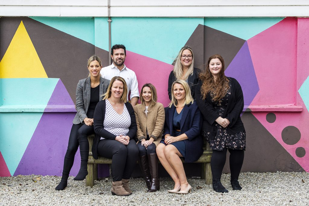 The Cornwall Trade & Investment team.