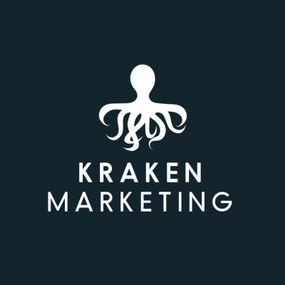 kraken marketing logo