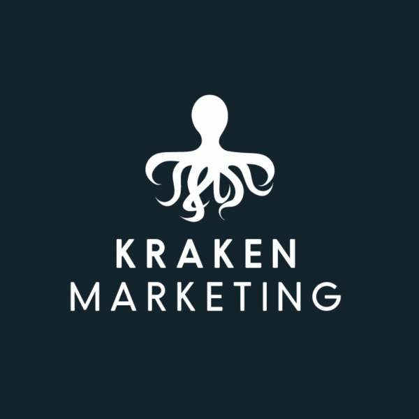 kraken marketing logo