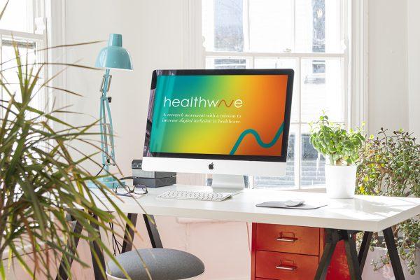 Healthwave logo