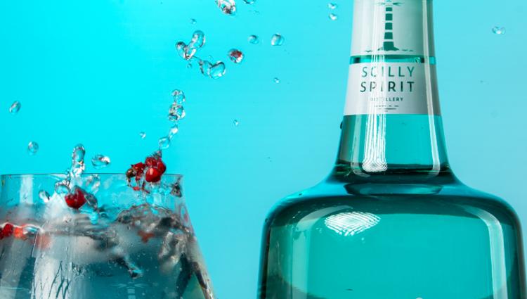 Scilly Spirit Island Gin