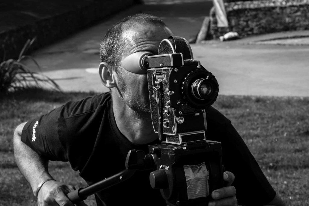 BAIT Director Mark Jenkin