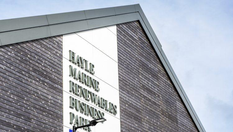 Hayle Marine Renewables Business Park