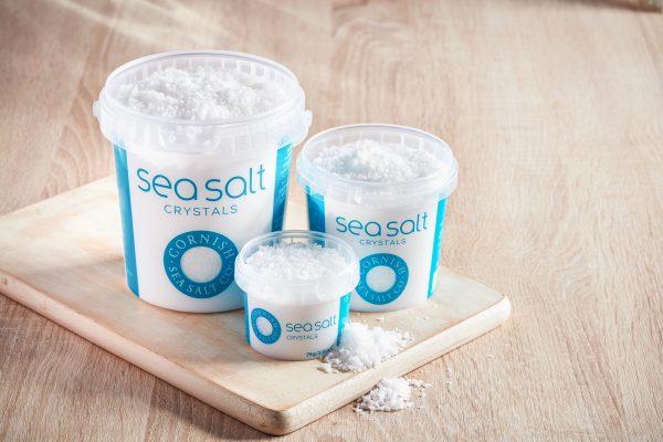 cornish sea salt pots