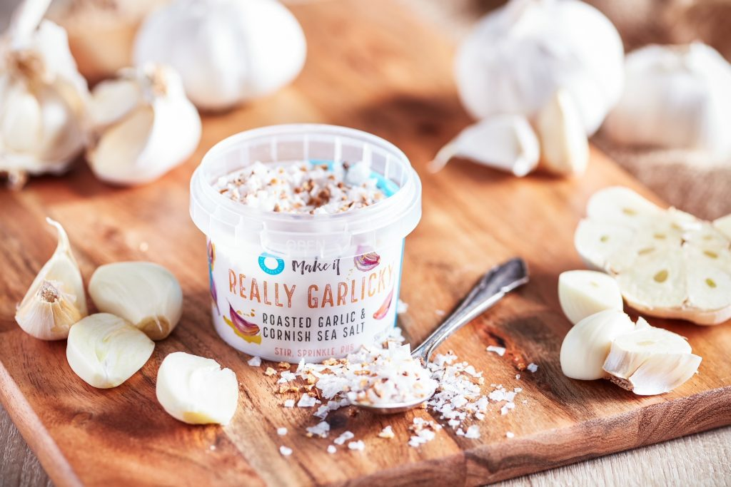 seasalt garlic