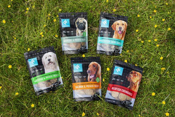 Ideal Food's pet treats